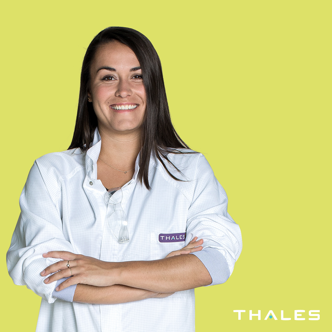 CORPORATE CAMPAGNE THALES
